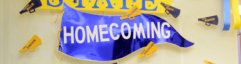 KSU offices homecoming