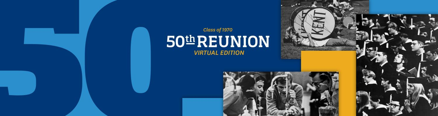 50th Reunion Class of 1970 Virtual Event