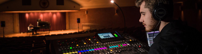 Audio Recording Minor at Kent State Stark