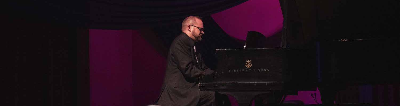 KSU Alumnus Performs at Piano Gala | Photo Credit: Dominic Iudiciani Photography