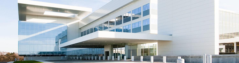 Hospital Exterior Image