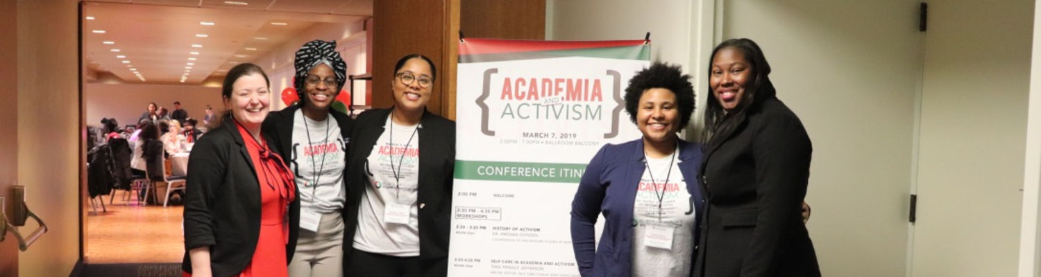 Academia and Activism Conference 2019 - Attendees