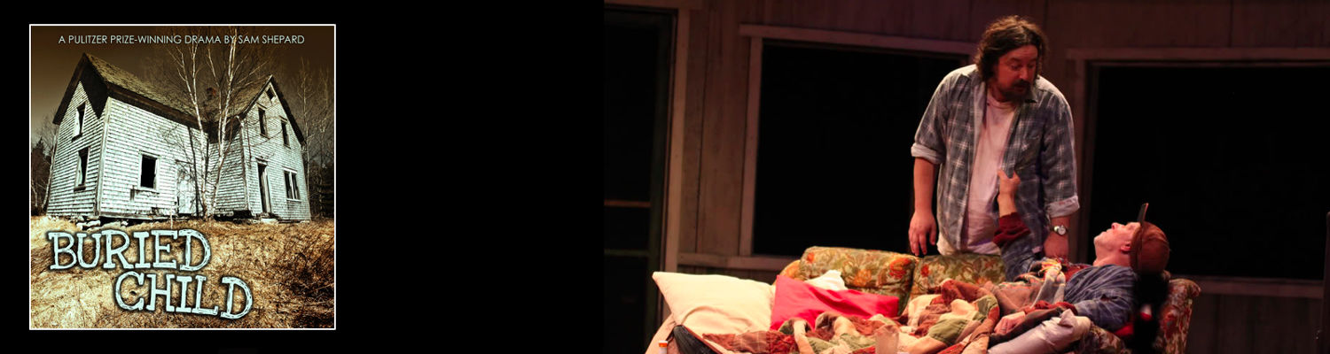 Buried Child theatre production