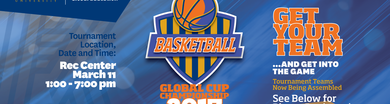 Spring 2017 Global Cup Basketball