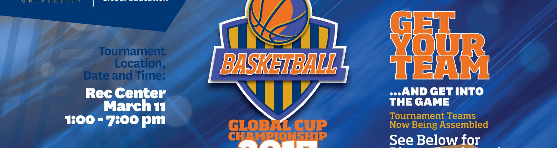 Spring 2017 Global Cup Basketball