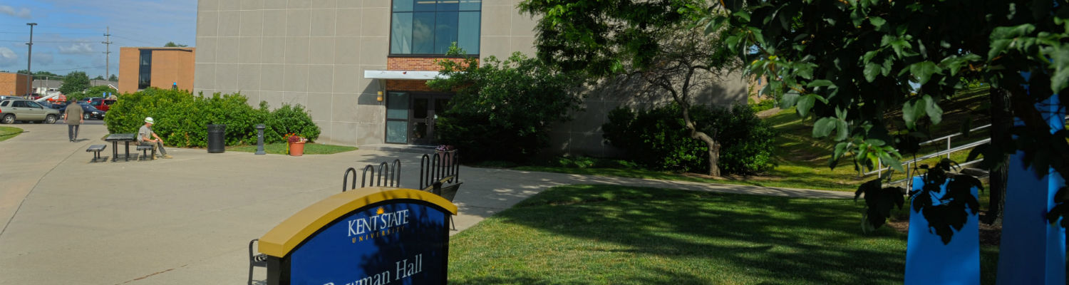 Bowman Hall, home of the Department of Political Science