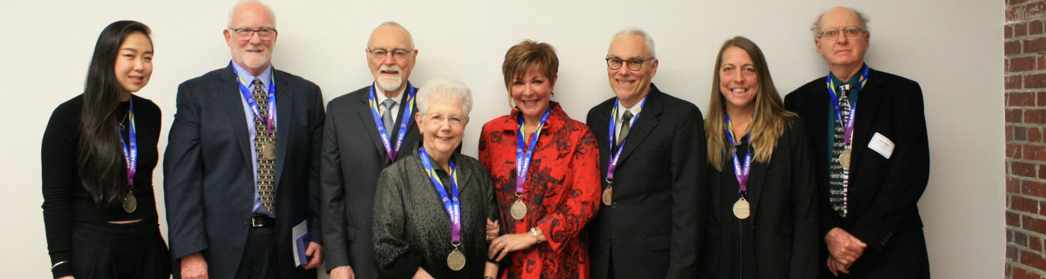 2018 Distinguished Alumni and Faculty Awardees in the College of the Arts