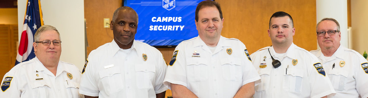 Campus Security at Kent State Stark