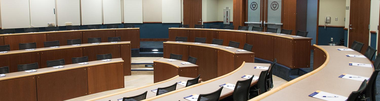 Conference Center Hoover Seminar Room