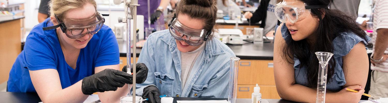 Chemistry at Kent State Stark