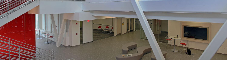 Center for the Visual Arts, Interior