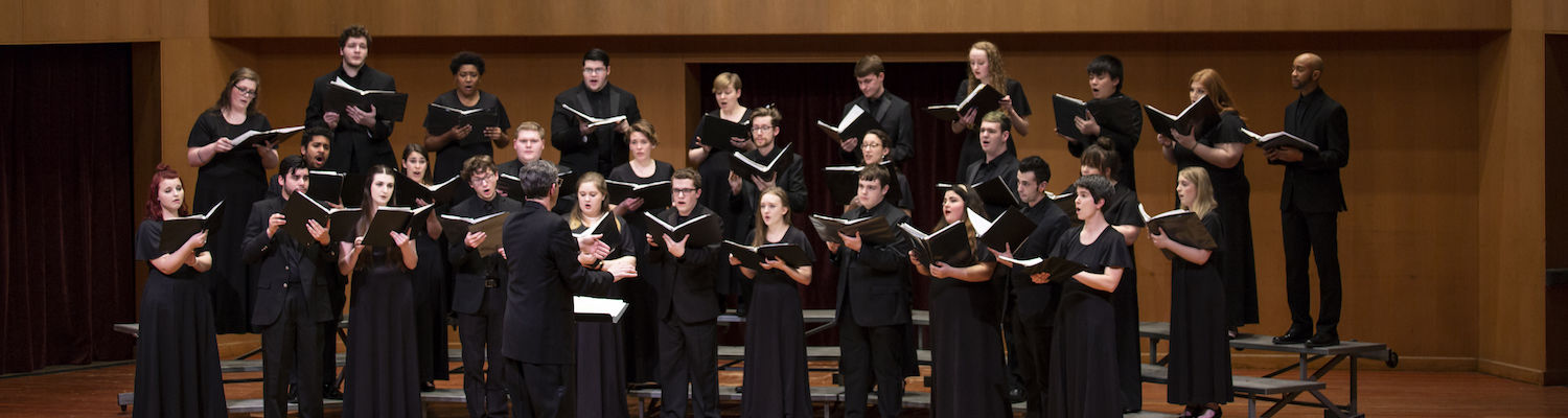 Kent State University Chorale Concert
