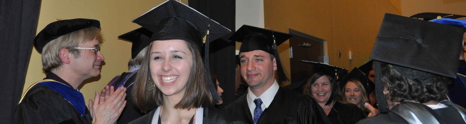 2018 Tuscarawas Campus Commencement