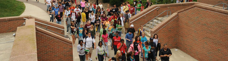 Kent State student diversity