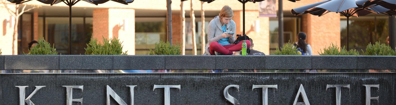 Student Texting