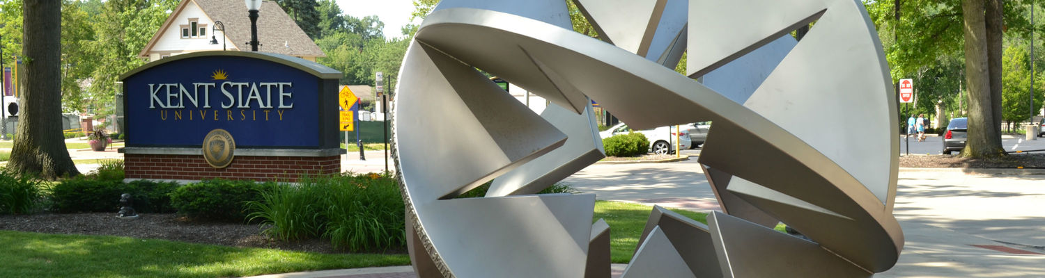 Starsphere 2010, a sculpture by Susan Ewing, of Oxford, Ohio