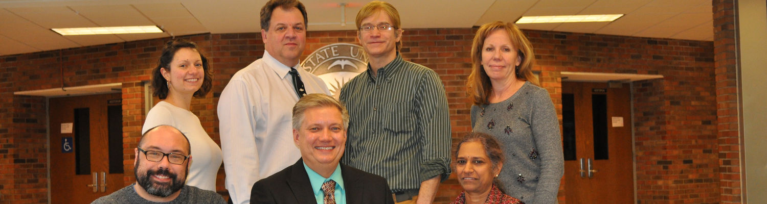 Kent State Tuscarawas Dean and Faculty Members
