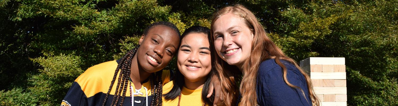 Student enjoy Diversifest 2017