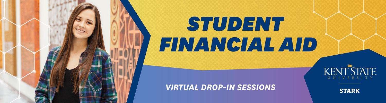 Financial Aid Virtual Drop-In Sessions
