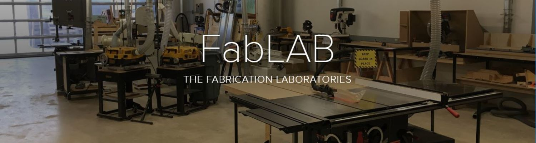 FabLAB studio with equipment