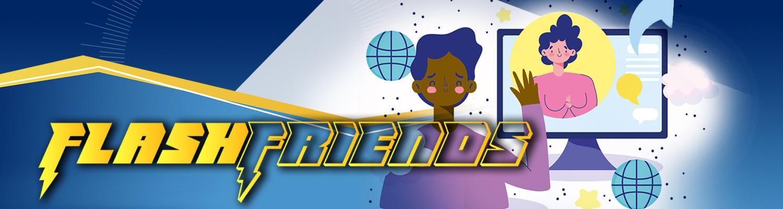 Flash Friends graphic