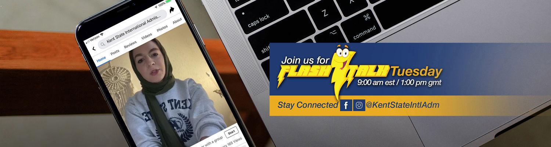 FlashTalk Tuesday Events