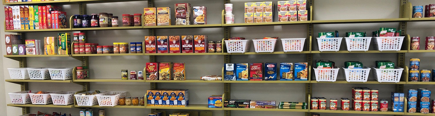 Flash's Food Pantry East Liverpool Campus