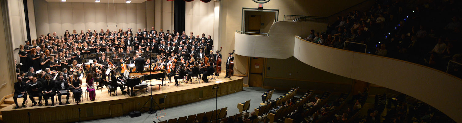 KSU Orchestra and Choirs