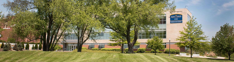 Kent State Stark Science & Nursing Building