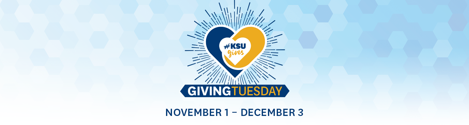 Giving Tuesday | November 1 - December 3