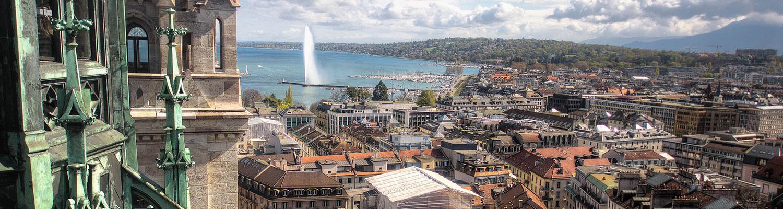 Geneva, Switzerland, home of Kent State Geneva