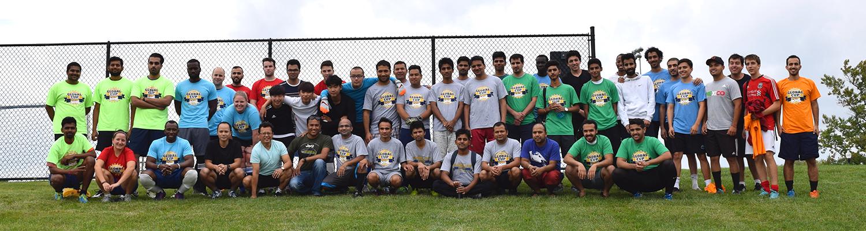GlobalCup Soccer Tournament Participants