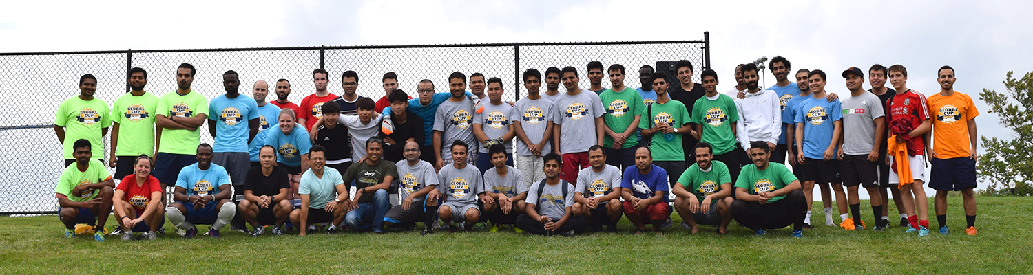 GlobalCup Soccer Tournament Participants