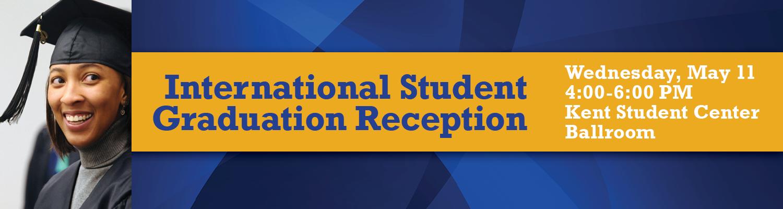 Spring 2016 International Graduate Student Reception