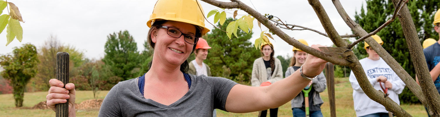 Like the outdoors? Earn a degree in Horticulture!