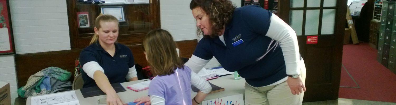 Kindergarten Registration Service Learning Project