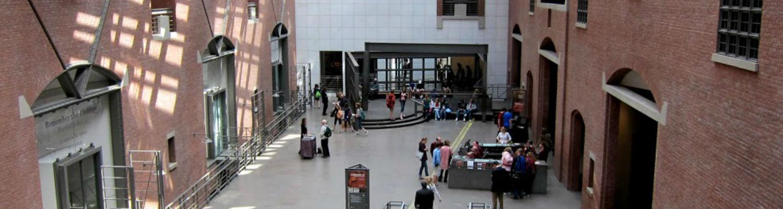 US Holocaust Memorial Museum DC