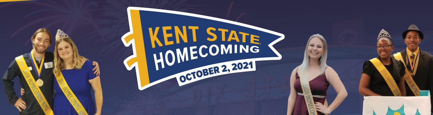 Kent State Homecoming October 2, 2021