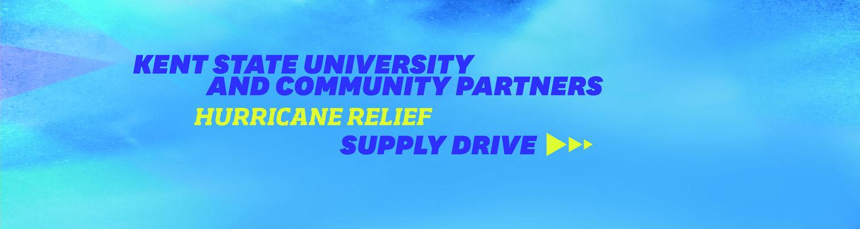 KSU and Community Partners Hurricane Relief Supply Drive