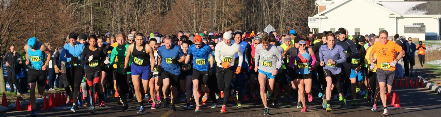 Black Squirrel 5K 2018
