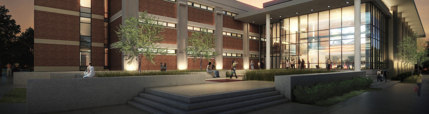 Integrated Sciences Building
