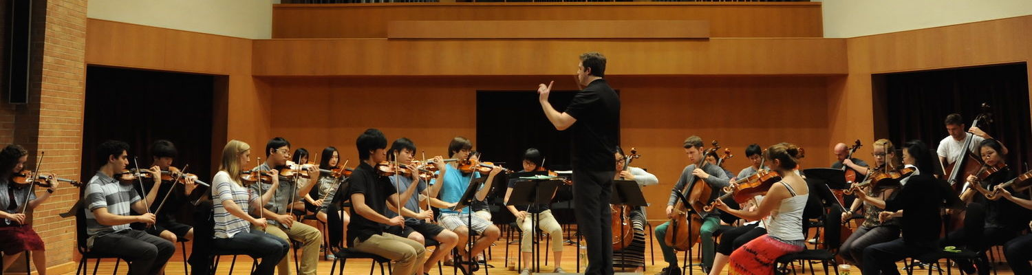 Kent/Blossom Chamber Orchestra