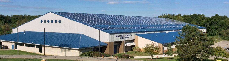 KSU Fieldhouse Solar Array