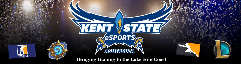 KSUA eSports Web Banner