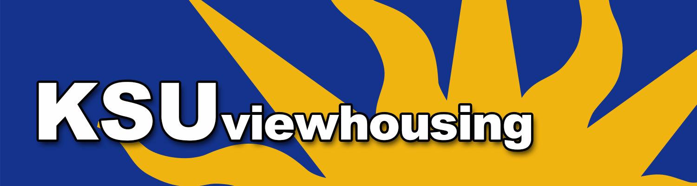 KSU view housing