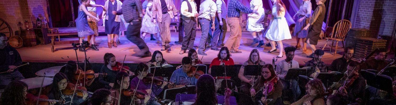 "Kent State Opera, ""The Tender Land"""