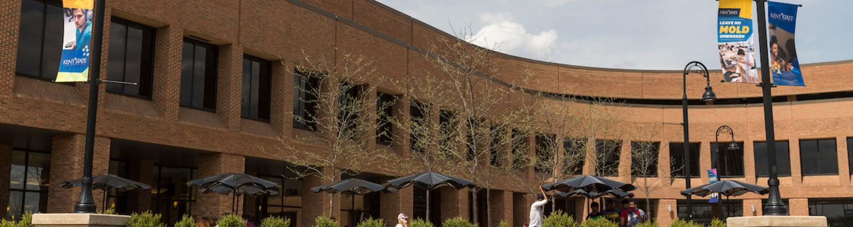Kent campus, Risman Plaza