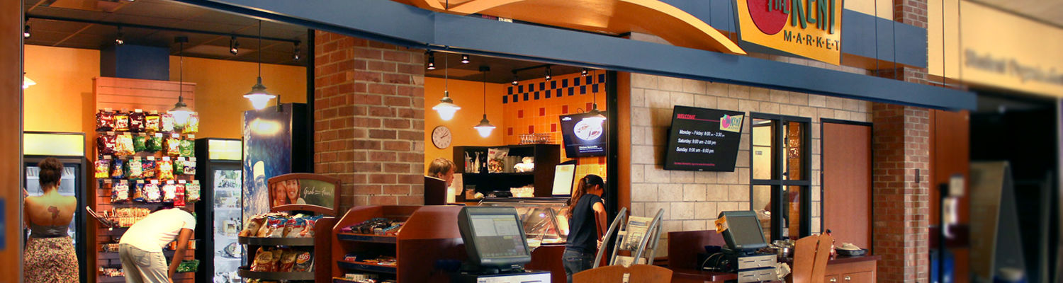 Kent Market 1 is located on the first floor of the Kent Student Center