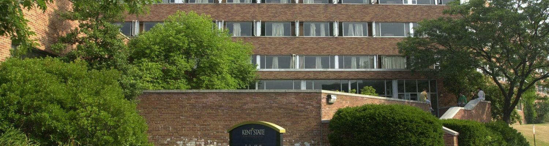 Lake Hall at Kent State University