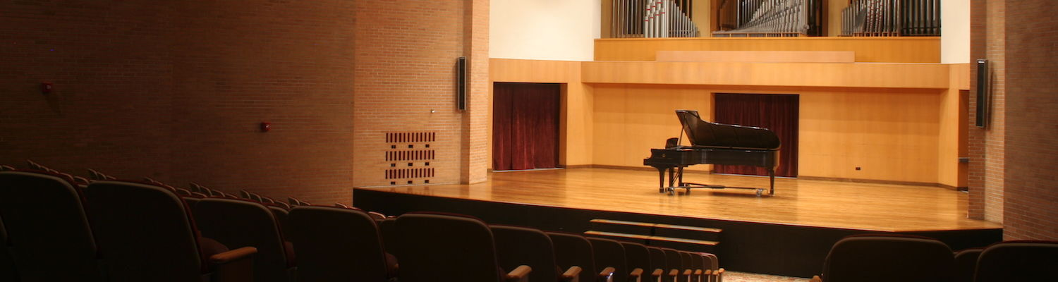 Ludwig Recital Hall